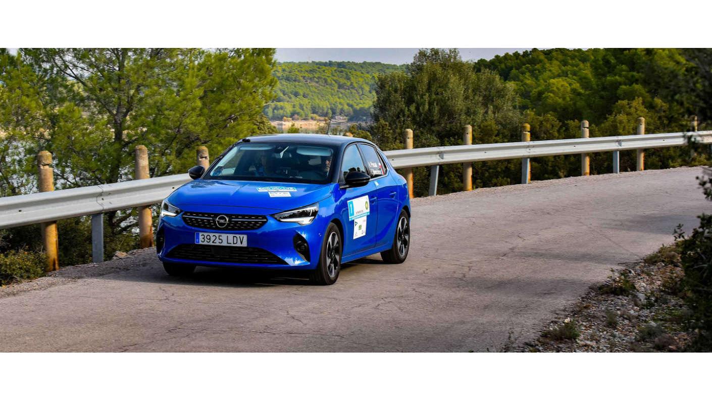 Електромобіль Opel Corsa-e виграв Гоночний Кубок FIA E-RALLY REGULARITY CUP — перший серед Volkswagen, BMW, Mercedes і Tesla