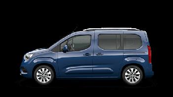 Opel Combo Life 1,6 л МКПП-5 Edition L2 2021 (виробництво від 01.10.2021)