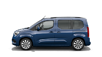 Opel Combo Life 1,6 л (130 к. с.) АКПП-8 Elegance L2 2021
