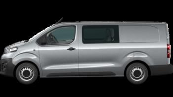 Opel Vivaro 2,0 л (150 к. с.) МКПП-6 Crew Cab L2 2020