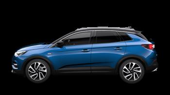 Opel Grandland X 1,5 л АКПП-8 Innovation 2021 (виробництво до березня 2021 року)