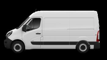Opel Movano 2,3 л (150 к. с.) МКПП-6 F3500 L2H2 2021