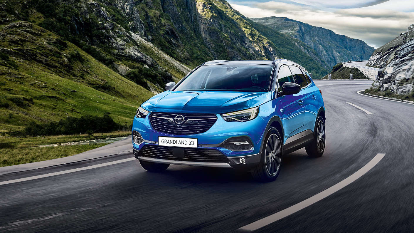Кросовер Opel Grandland X— зГРАНДІОЗНОЮ вигодою: −40000 грн наавтомобілі 2020р.в.