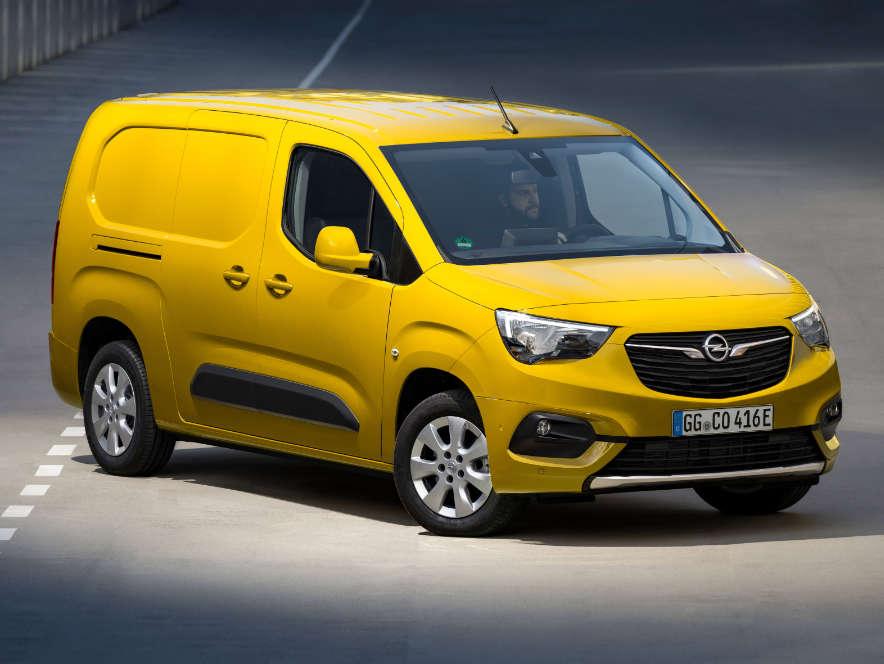 Opel Combo-e Cargo, зовнішній вигляд