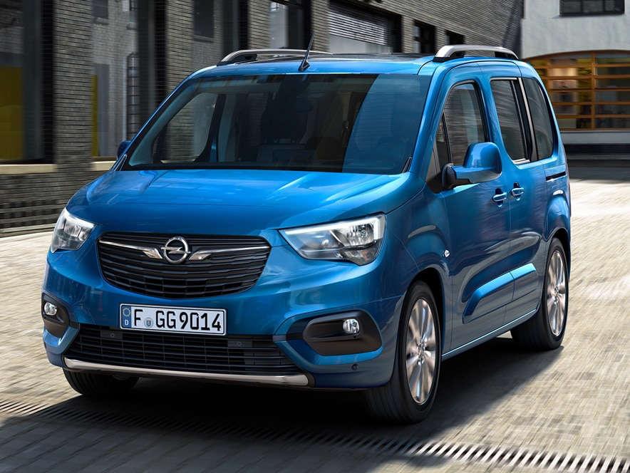 Opel Combo Life, зовнішній вигляд