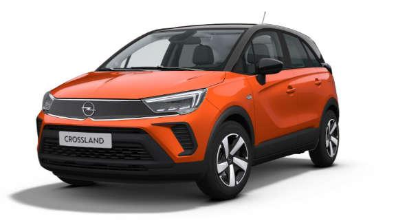 Opel Crossland, зовнішній вигляд, комплектація Edition