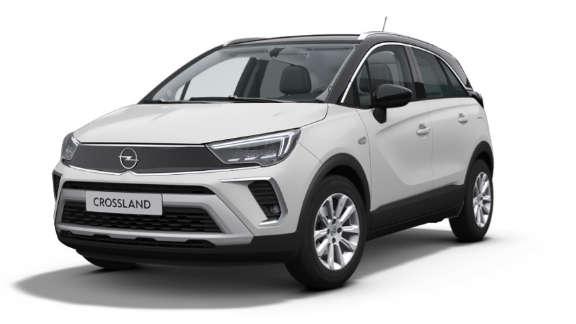 Opel Crossland, зовнішній вигляд, комплектація Elegance