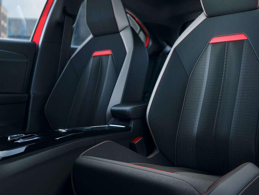 Opel, Mokka, підігрівання сидінь