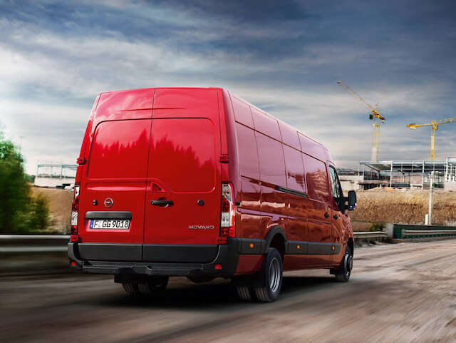 Opel, Movano, експлуатація, вартість обслуговування